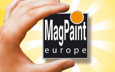 Samenwerking met MagPaint vanaf 2015